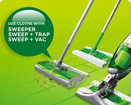 Swiffer Sweeper Dry Sweeping Pad Refills Hardwood Floor