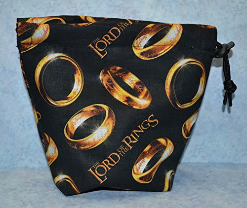 Lord of the Rings One Ring Drawstring Cloth Dice Bag