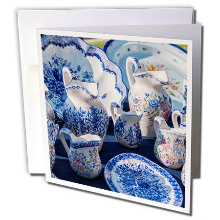 danita-delimont-pottery-europe-portugal-oporto-portuguese-ceramics-for-sale-6-greeting-cards-with-en