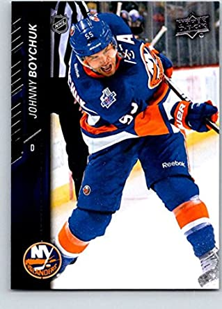fe5b4f7e08610 Amazon.com: 2015-16 Upper Deck Hockey Series 2#375 Johnny Boychuk ...