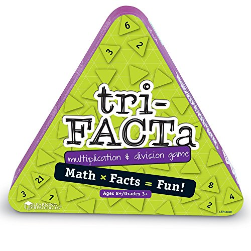 51HtG06yyOL - Learning Resources tri-FACTa Multiplication & Division Game