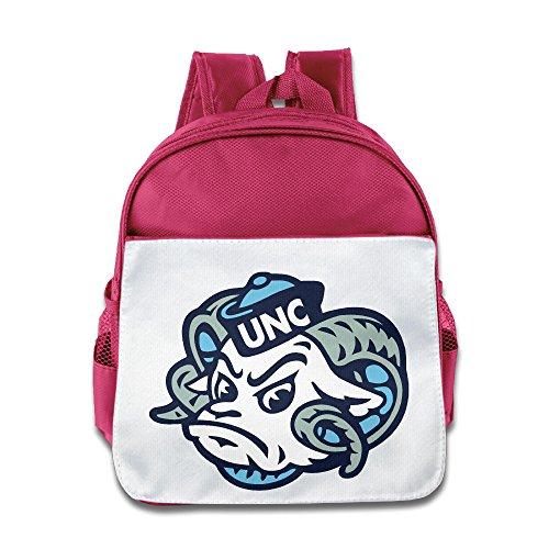 Franklin North Carolina Tar Heels (UNC Tar Heels Toddler Kids Shoulder School Bag)