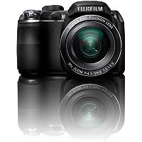 Fujifilm FinePix S4000 14 MP Digital Camera with Fujinon...