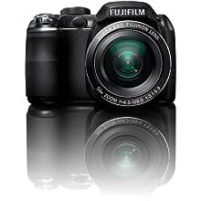 Fujifilm FinePix S4000 14 MP Digital Camera with Fujinon 30x Super Wide Angle Optical Zoom Lens and 3-Inch LCD