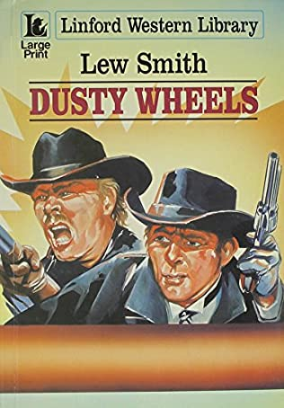 book cover of Dusty Wheels