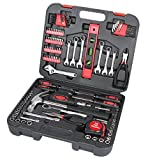 Great Neck Home and Garage Tool Set 119-Piece TK119
