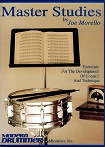 joe morello master studies 2 pdf download