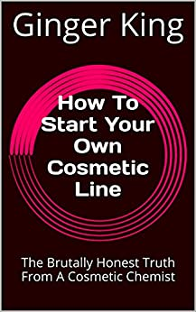 how to get your own cosmetic line