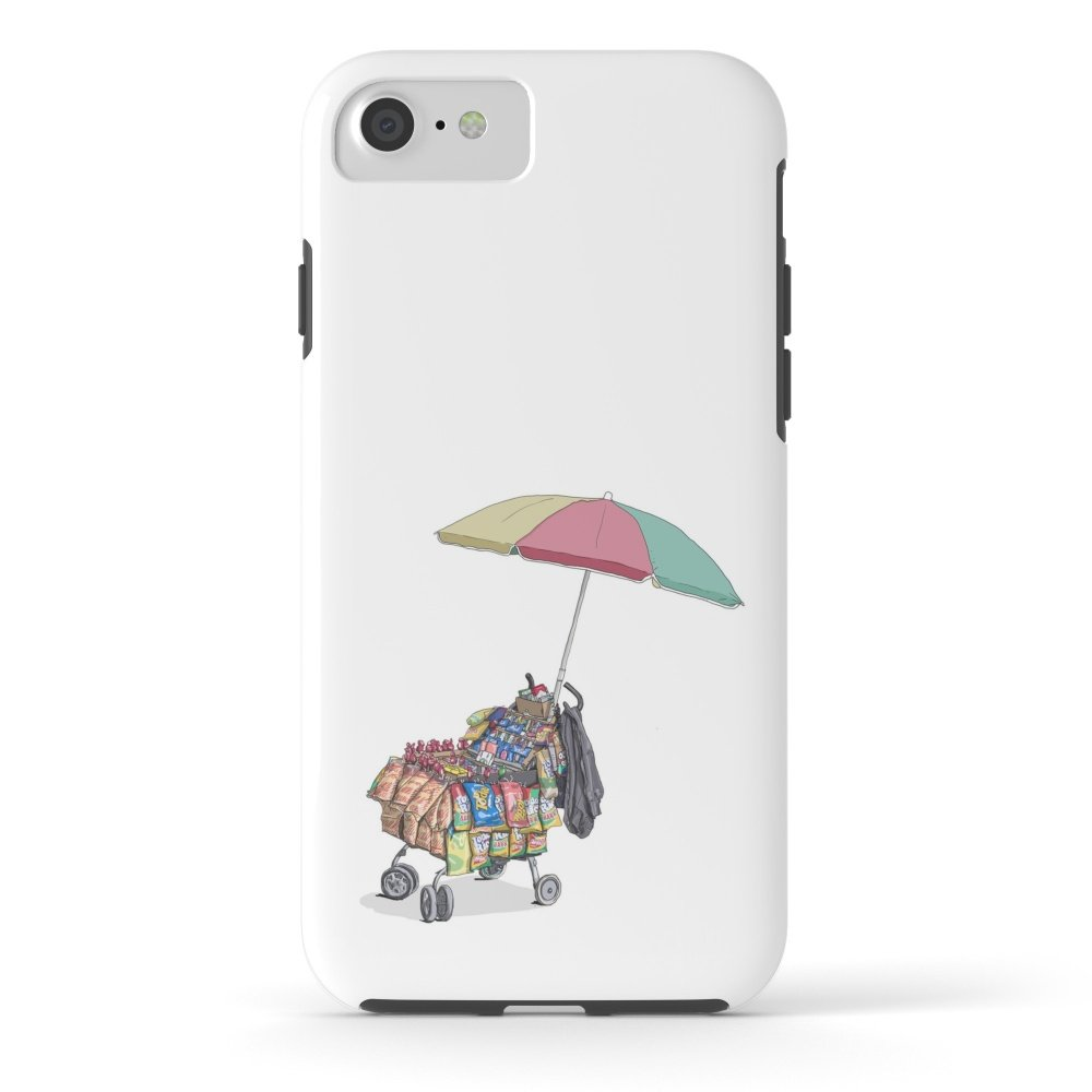Amazon.com: Society6 Carrito Tough Case iPhone 7: qteln: Cell Phones & Accessories