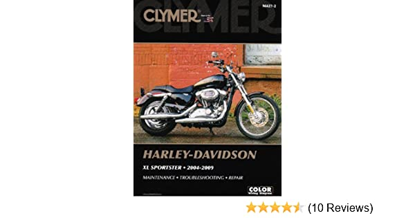 Clymer harley davidson xl sportster 2004 2009 clymer motorcycle clymer harley davidson xl sportster 2004 2009 clymer motorcycle repair mike morlan james grooms steven thomas errol mccarthy 9781599692876 fandeluxe Gallery
