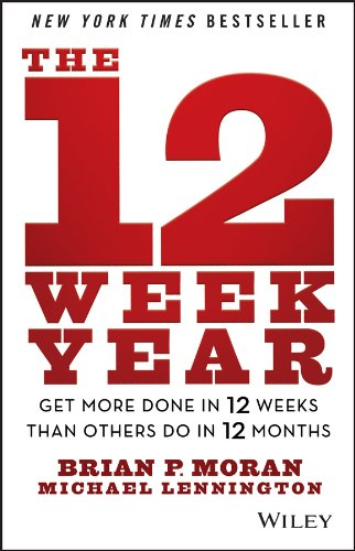 The 12 Week Year: Get More Done in 12 Weeks than Others Do in 12 Months (Habit 3 Put First Things First Summary)
