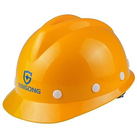 HongTong Casco de Seguridad Construcción de Obra ...