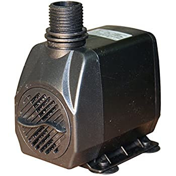 Connection Manual Winter Pool Cover Pump Little Giant PCP550 550 GPH 3//4 in