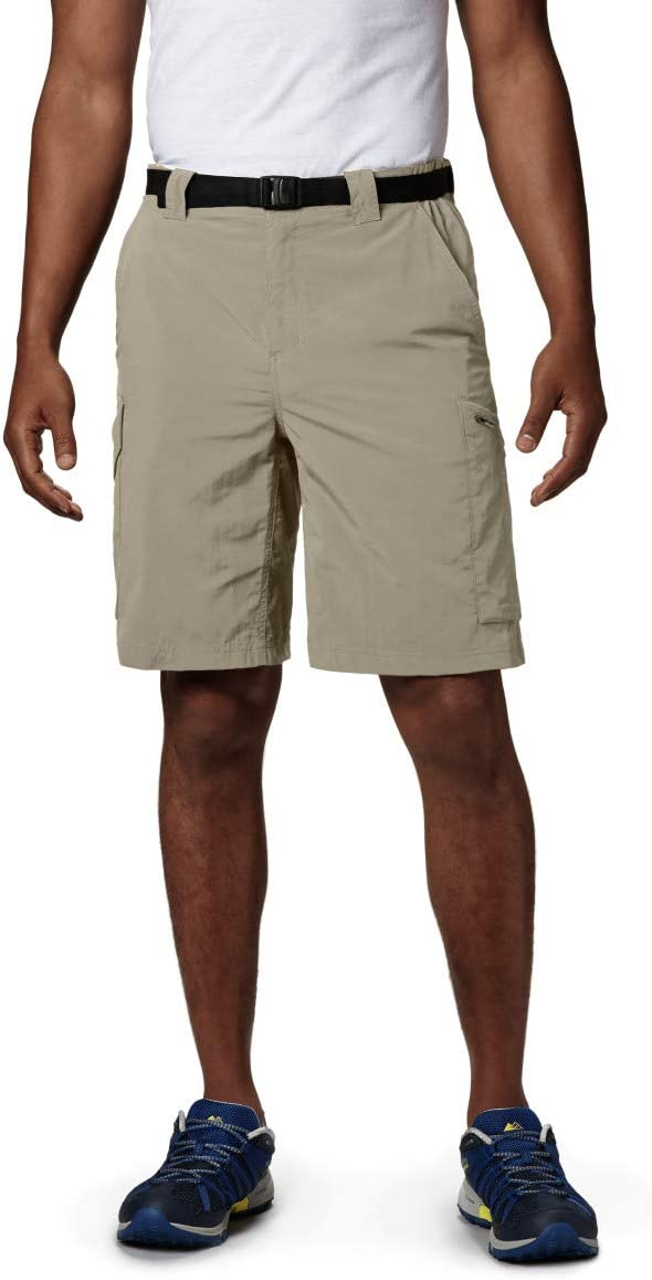 Columbia Mens Silver Ridge Cargo Short