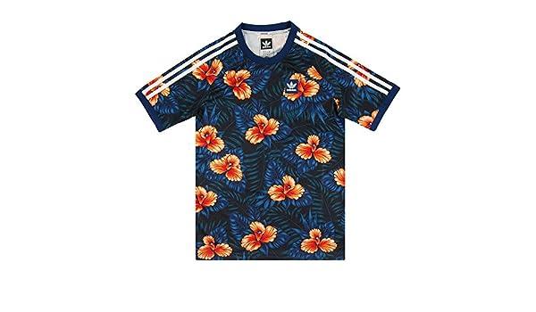 Admirable saltar Perenne  adidas Floral Jersey Camiseta, Hombre, Multicolore - (MULTCO), XS:  Amazon.es: Ropa y accesorios