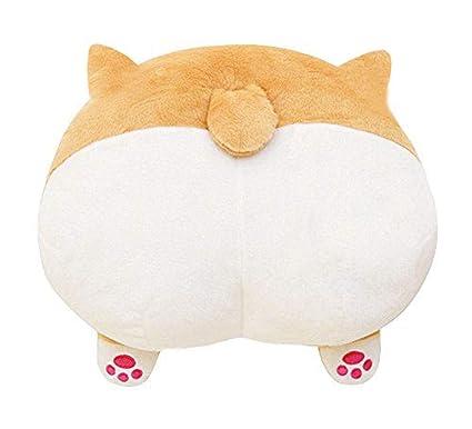 Amazon.com: Corgi Butt Shaped mascotas Cachorro felpa ...