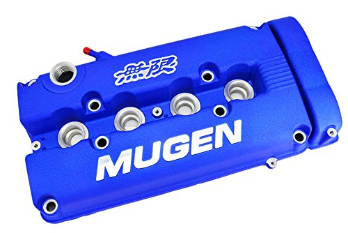 MUGEN Style Engine Valve Cover For B16 B18 HONDA CIVIC SI DOHC VTEC - (Civic Valve Cover)