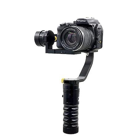 Hujinku189 estabilizador de cámara réflex Digital, AFI VS-3SD ...
