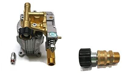 New Pressure Washer Pump U0026 Quick Connect For Karcher K2400HH G2400HH Honda  GC160 By The ROP