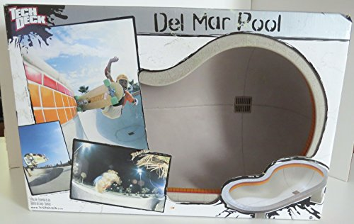 Tech Deck Delmar Pool