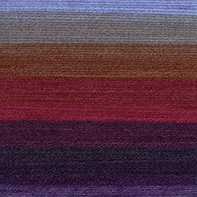13.97 x 13.97 x 10.16 cm Acrylic Lion Brand Yarn Company Mandala Yarn Spirit