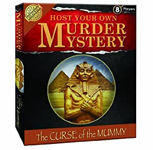 Cheatwell Games - Murder Mystery The Curse Of The Mummy