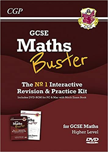 MathsBuster: GCSE & IGCSE® Maths Interactive Revision