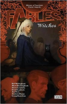 Image result for Fables witches