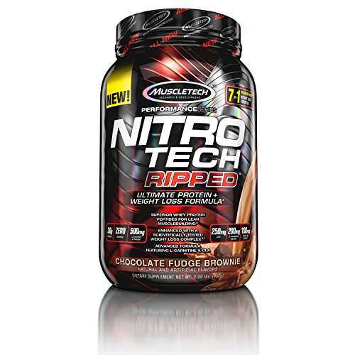 MuscleTech NitroTech Ripped Powder