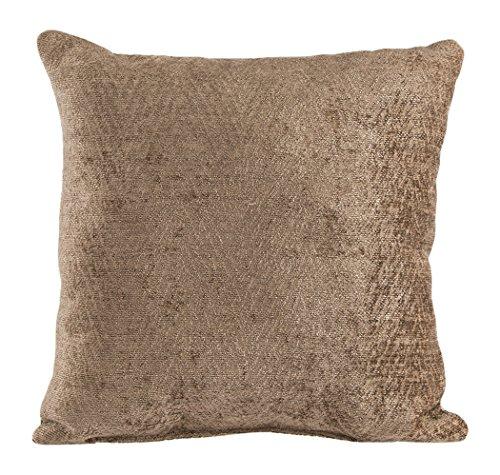 Glenna Jean Fly-By Pillow, Brown Velvet