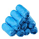 Dssiy 100 Pack Disposable Hygienic Boot & Shoe