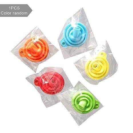Compra Embudo para bolsas de hielo de silicona flexible ...