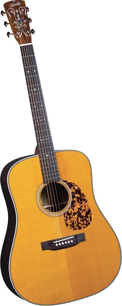 Blue Ridge BR-160 - Guitarra acústica con cuerdas metálicas (tipo dreadnought)