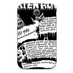 Samsung Galaxy S4 XZv13806vZfW Provide Private Custom Fashion Grave Band Pattern High Quality Hard Phone Cover -JonBradica