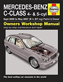 Mercedes benz c class petrol and diesel 1993 2000 service and mercedes benz c class fandeluxe Images