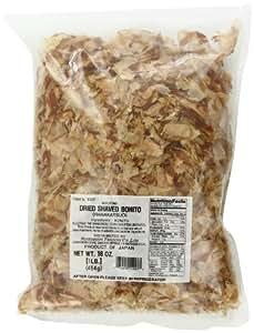 Marutomo katsuo bonito flake hana 16 ounce for Bonito fish flakes