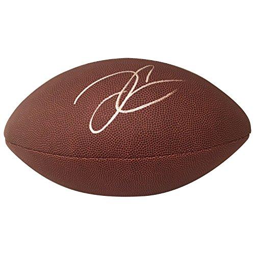 Derek Carr Autographed Oakland Raiders NFL Signed Football PSA DNA COA