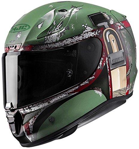 Boba Fett Motorcycle Helmet - 1