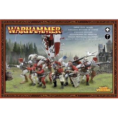 Games Workshop Warhammer Fantasy Empire State - The Empire Shop