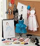Fashion Design Studio Kit, 30-Pieces