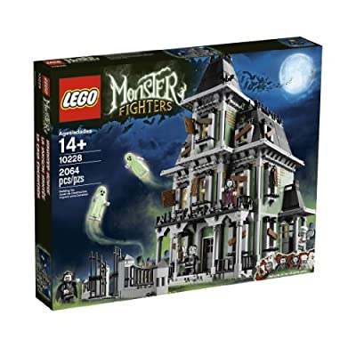 Lego Monster Fighters Haunted House 10228 from LEGO
