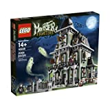lego ghost house - LEGO Monster Fighters Haunted House 10228