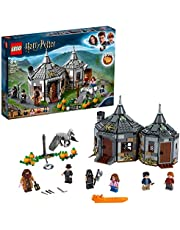 LEGO75947HarryPotterHagridsHuisje:ScheurbeksOntsnappingBouwsetmetHippogriefFiguur, VerzamelsetvoorHarry Potter Fans
