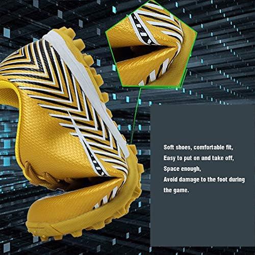 Chaussures de Football Professionnel pour Les Hommes et Les Femmes, Sport de Formation de la Concurrence Confort extérieur/intérieur Chaussures
