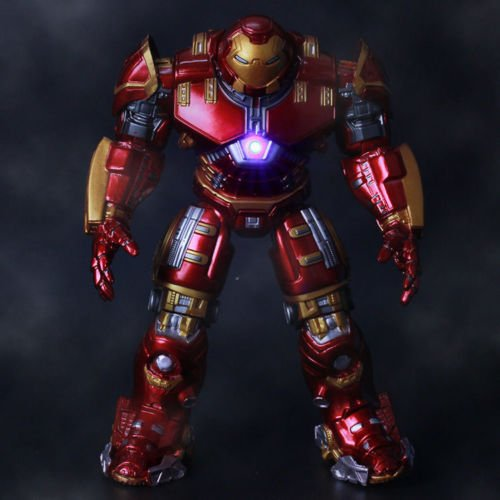 [Marvel Action Figure Avengers Age of Ultron LED Iron Man HULKBUSTER 7'' Figure] (Costumes Centurion)