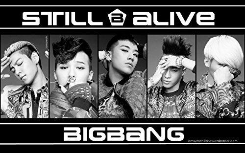 CD : Bigbang - Still Alive (Special Packaging)
