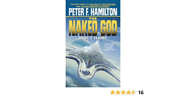 The Naked God: Flight (The Nights Dawn): Amazon.es: Hamilton ...