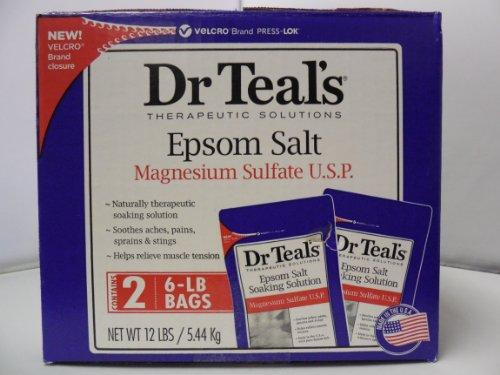 Dr Teals Epsom Salt Bags