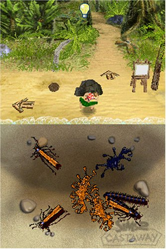Japanese dating sims ds castaway