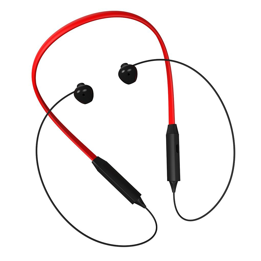 Accessories EgalBest HBQ-ix Portable Neckband Bluetooth 4.2 Stereo Headset Hands-Free Dust-Proof Sports Running Earphone Headphone Black